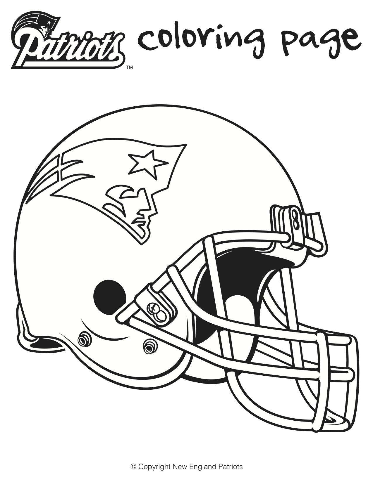 Football coloring sheets for kids charlene chronicles for Football coloring pages for kids